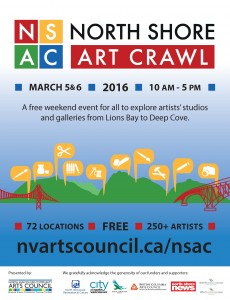 North Shore Art Crawl 2016